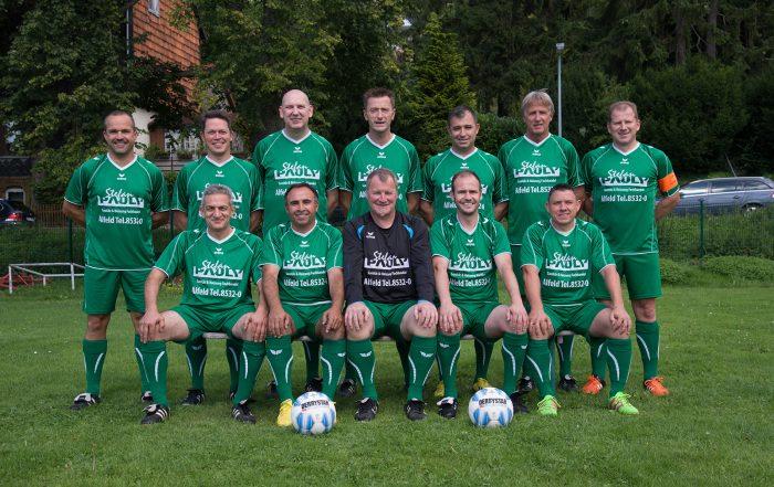 Ü40 Herren - Kreisliga 2017/2018