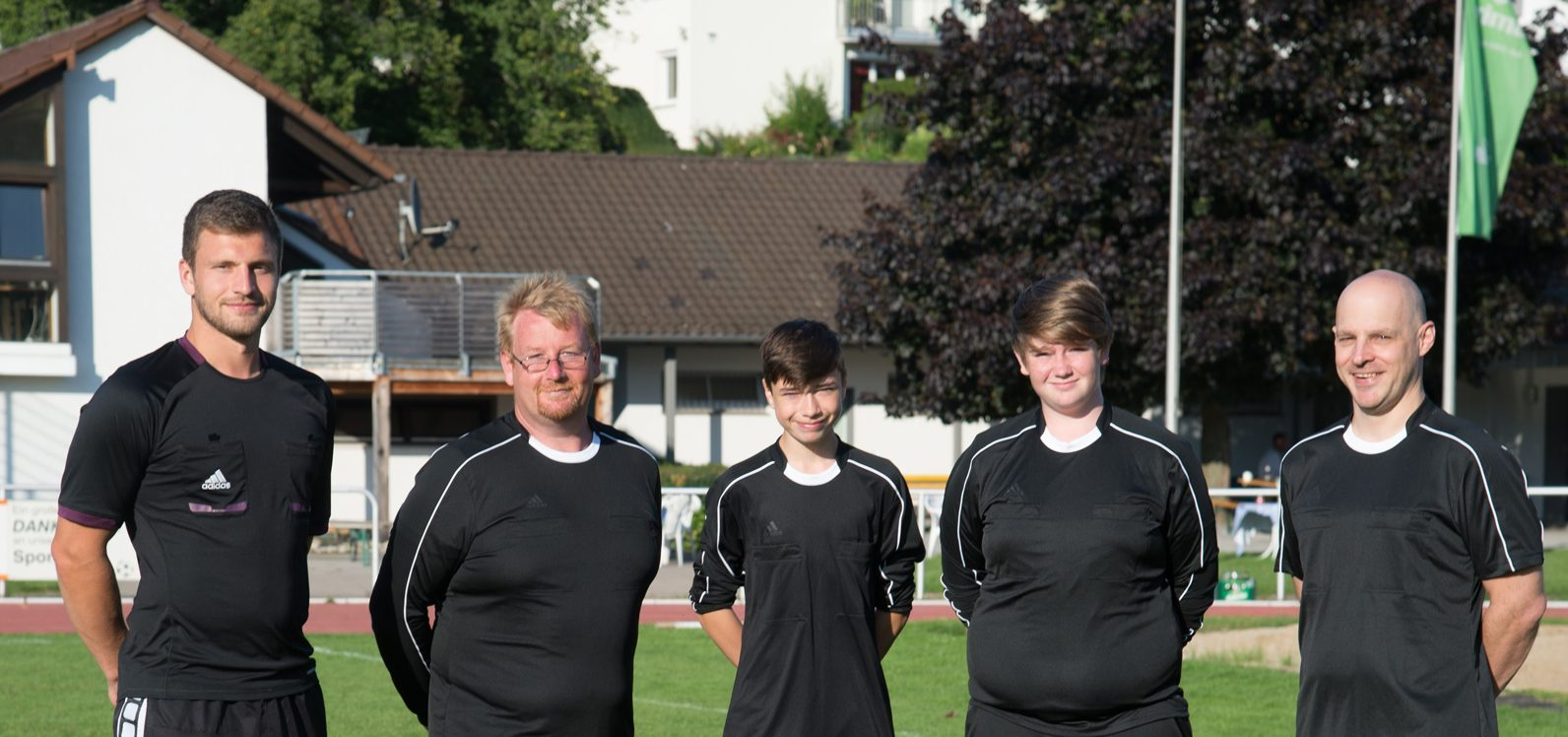 Unsere Schiedsrichter