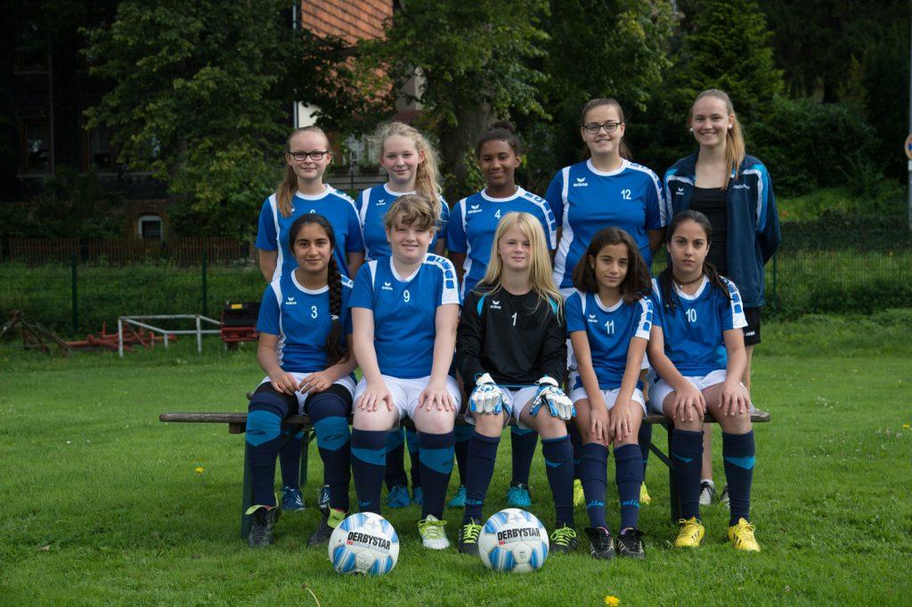 U15-II Juniorinnen - Kreisklasse 2017/2018