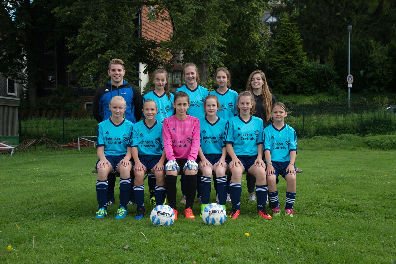 U15-I Juniorinnen - Kreisliga 2017/2018