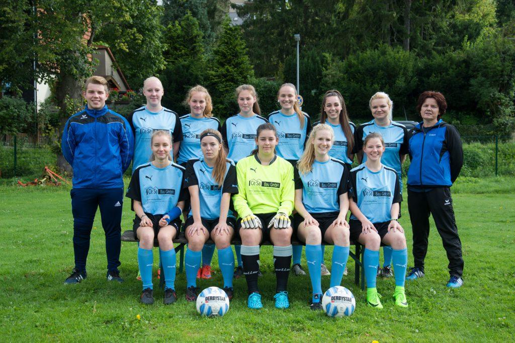 II. Damen - Kreisklasse 2017/2018