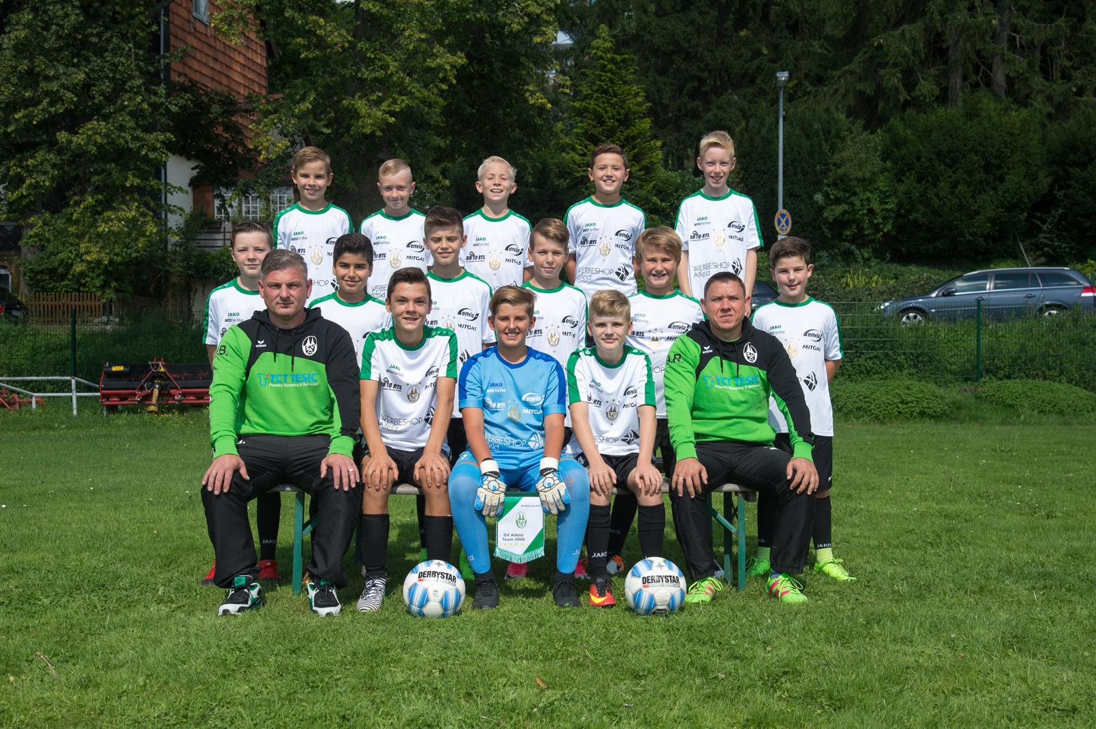 U12 - Kreisliga 2017