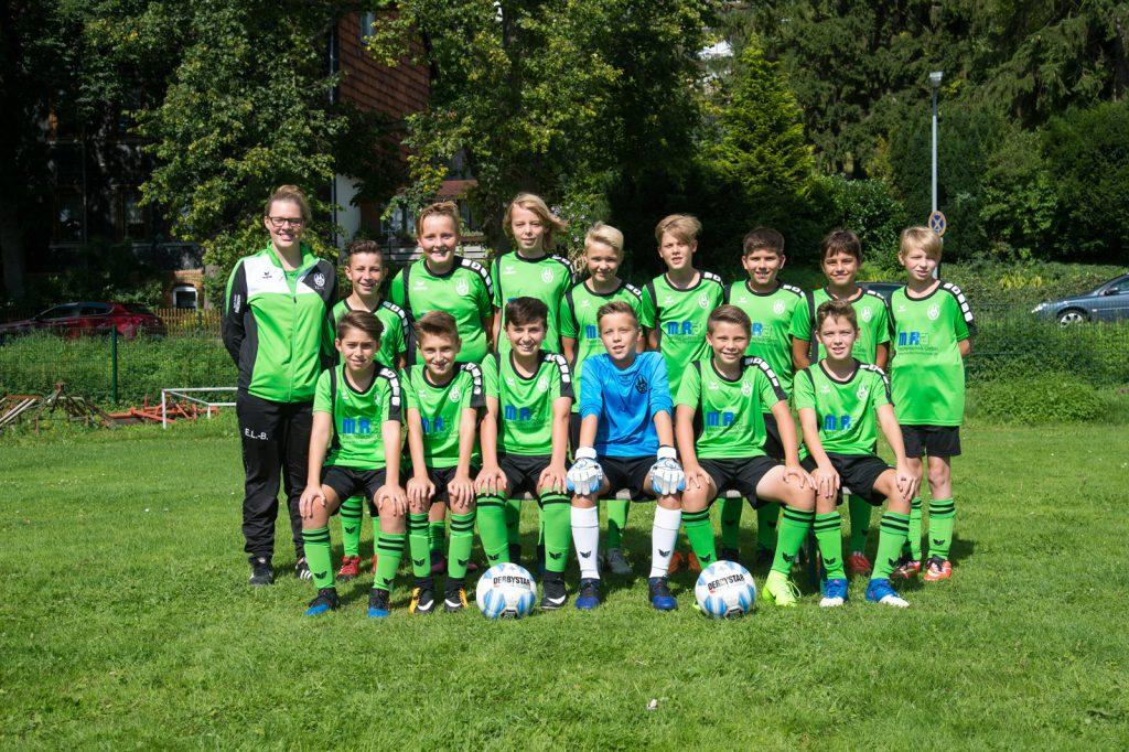 U13 - Kreisliga 2017