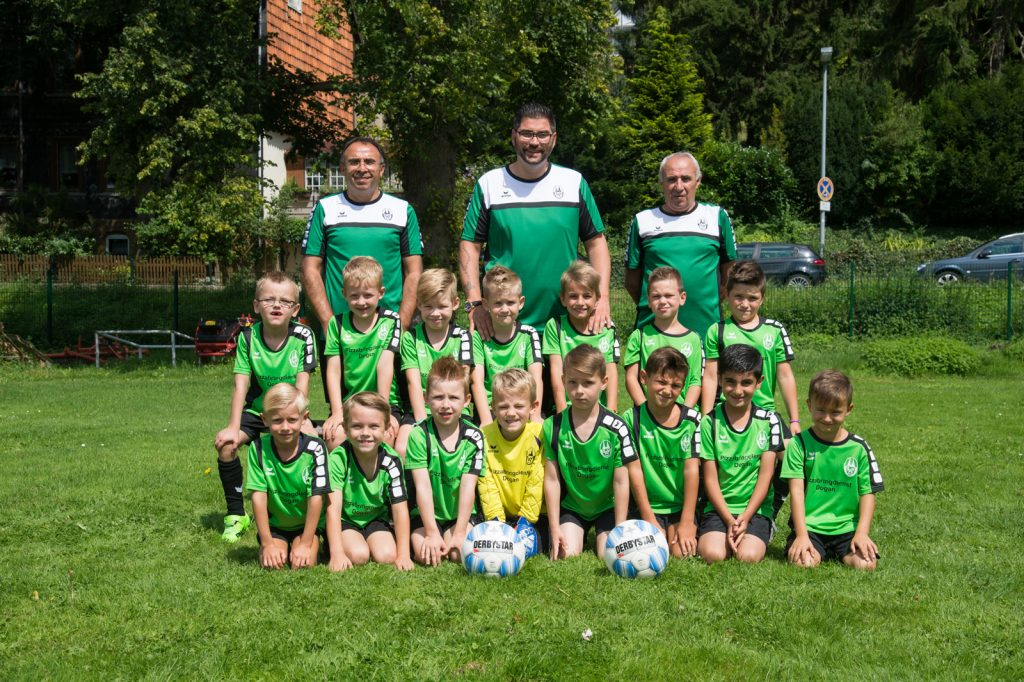 U8 - Kreisliga 2017