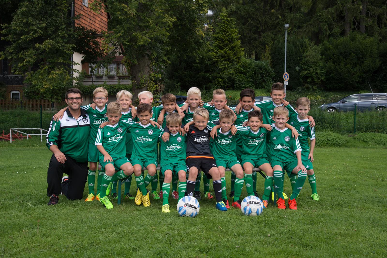 U9 - Kreisliga 2017